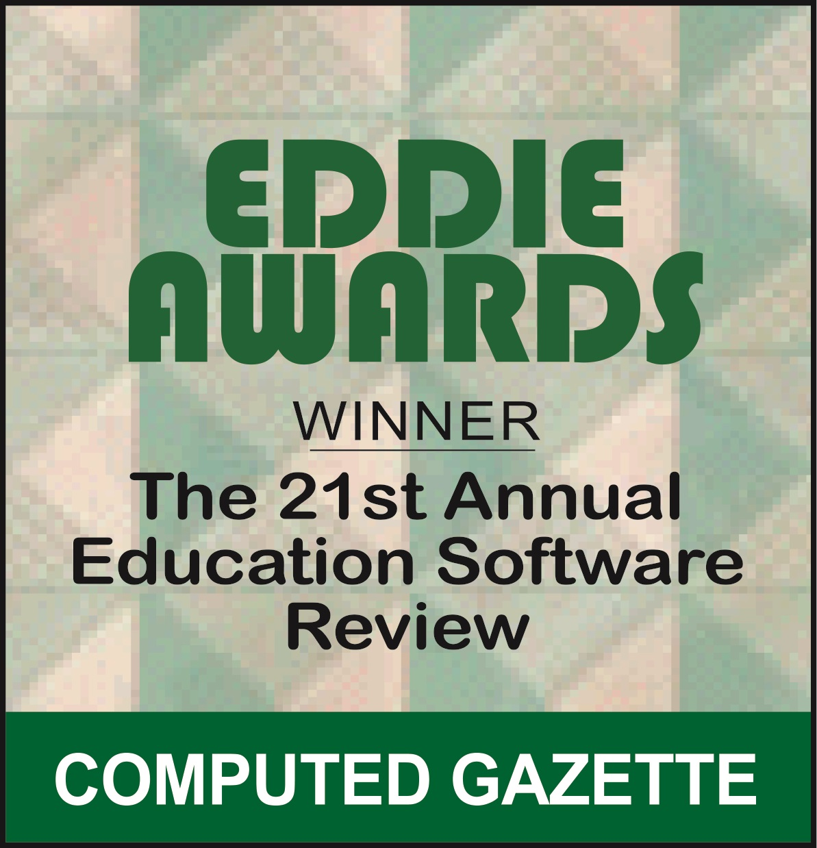 Eddie Award Winner